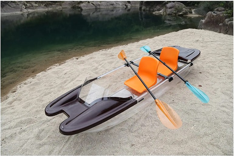 Pedal Drive and Motorized Fishing Kayaks Top 8