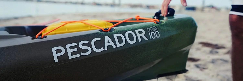 Perception Pescador Pro 10 Fishing Kayak Review