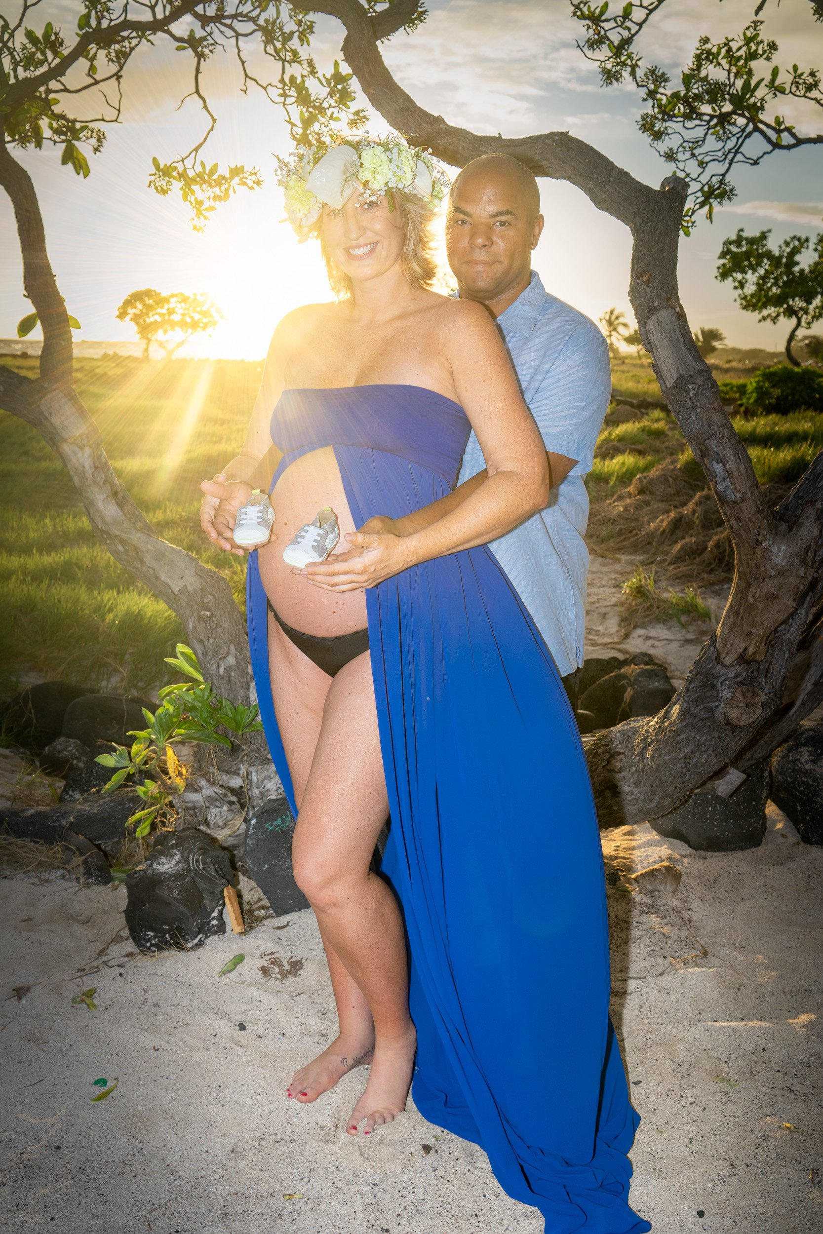 Maternity Portraits with Jen