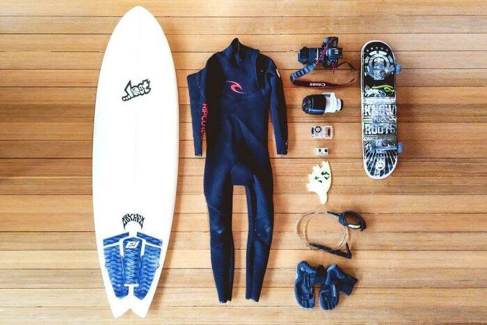 Equipamiento De Surf Que No Te Puede Faltar