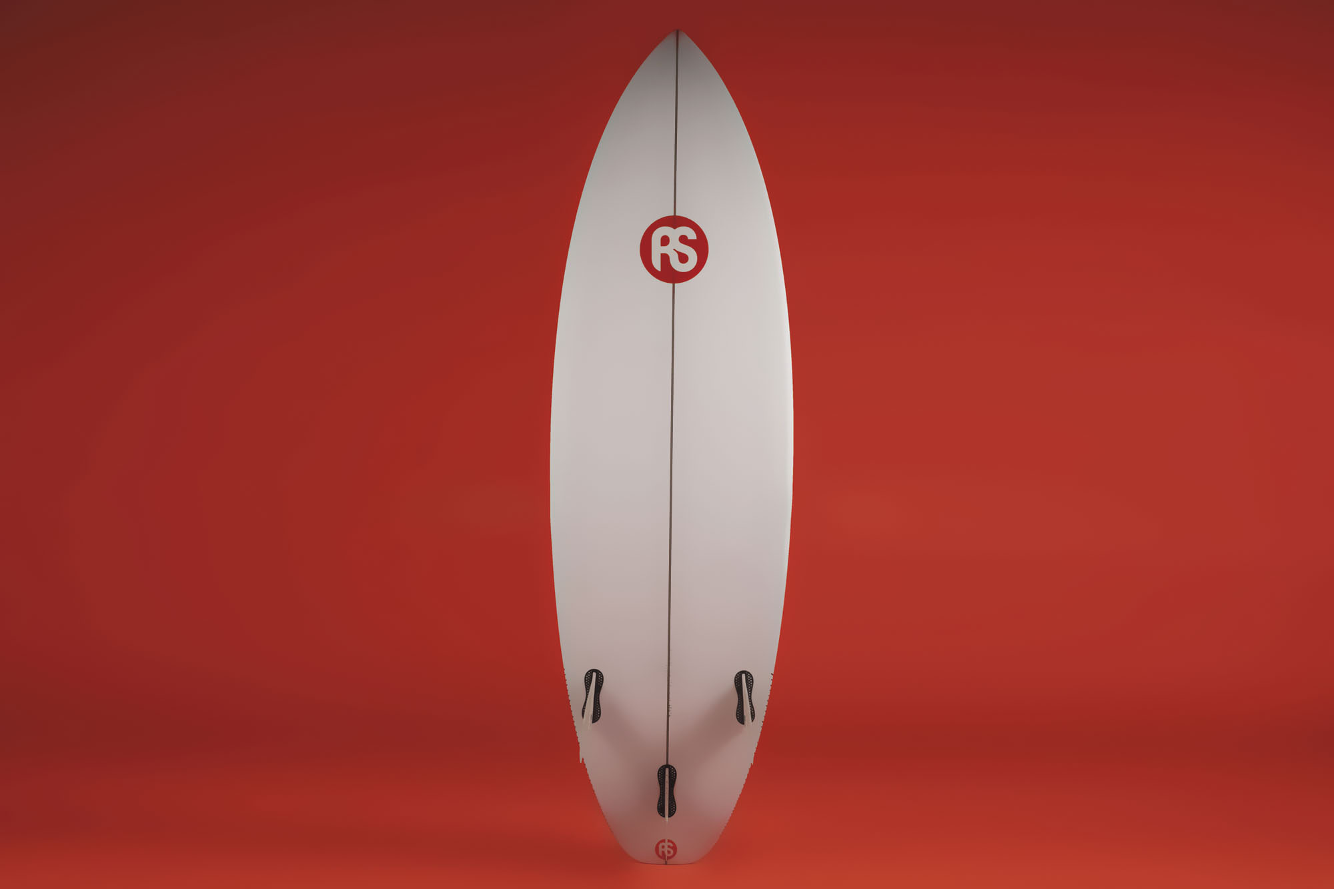 """El Bandido"" by RS Surf Co."