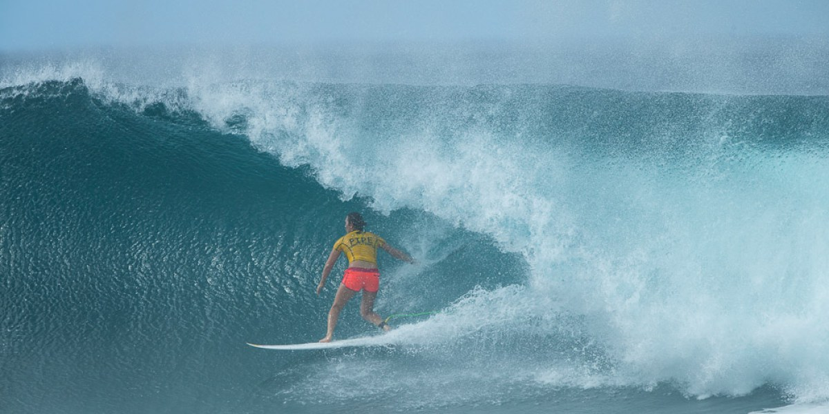 Will the Pipeline Masters Soon Include a Women's Division?