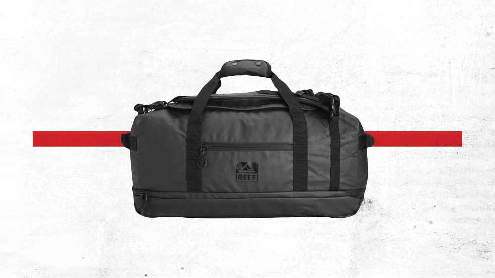 Reef Black III Duffel