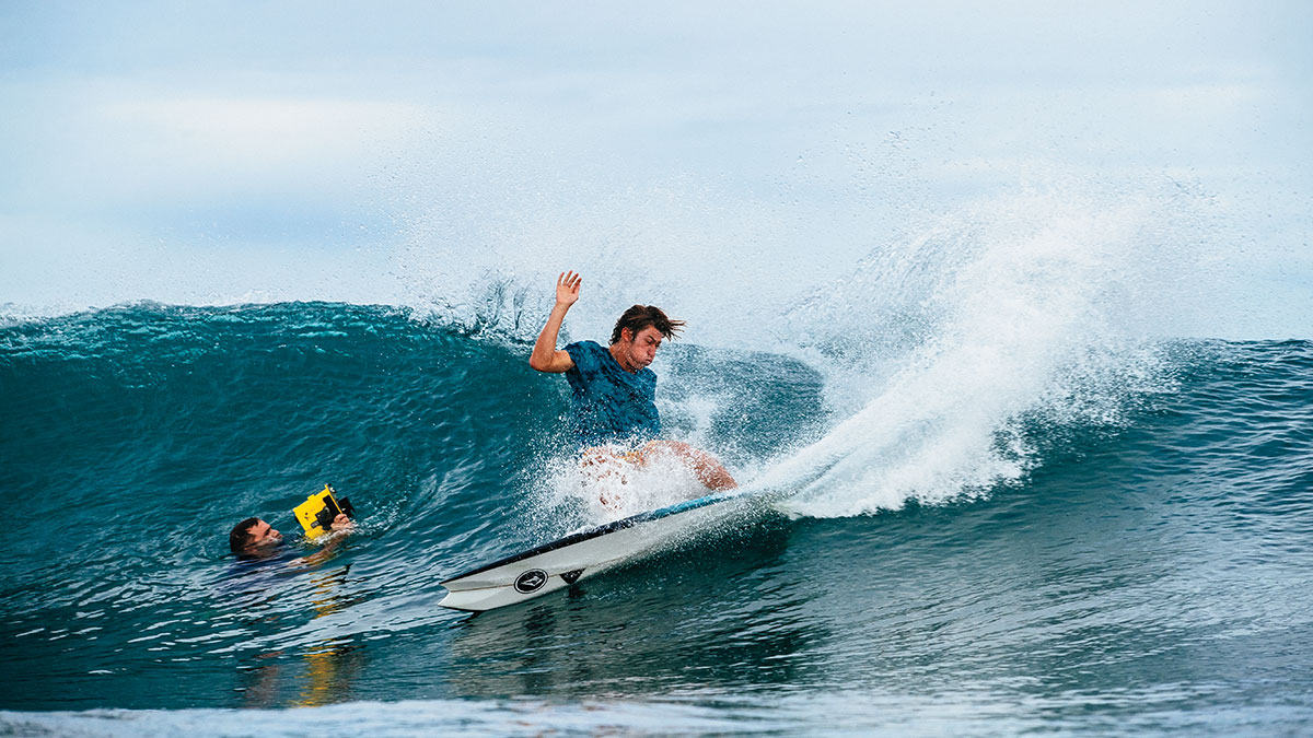 How to make your own surf films, according to Thomas Campbell