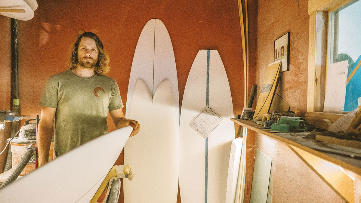 How to be your own shaper, with Ryan Lovelace