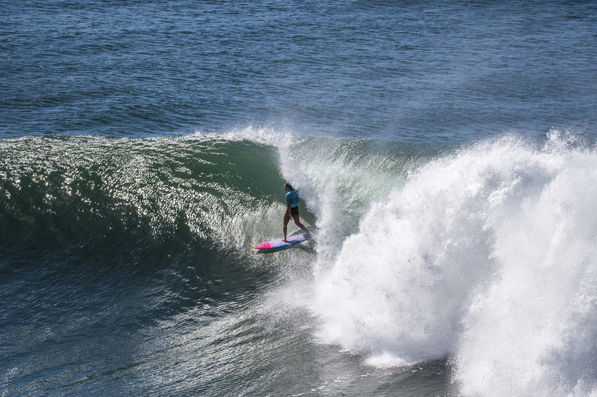 Carissa Moore Wins Maui Pro and Billy Kemper Wins Jaws