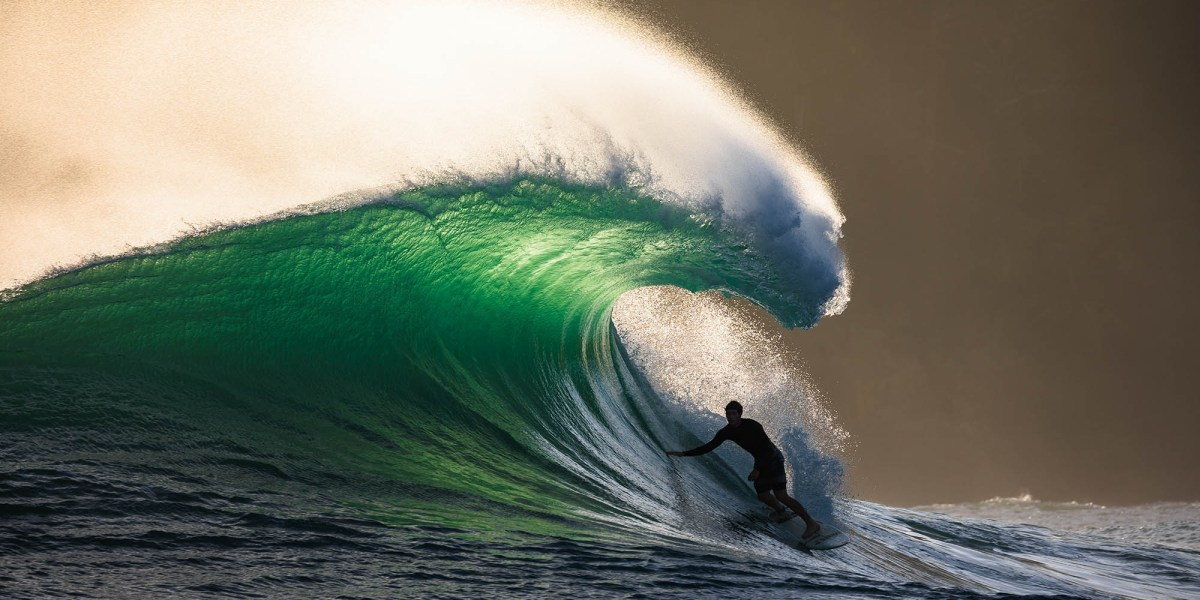 A Gallery of 2018's Most Striking Surf Photos