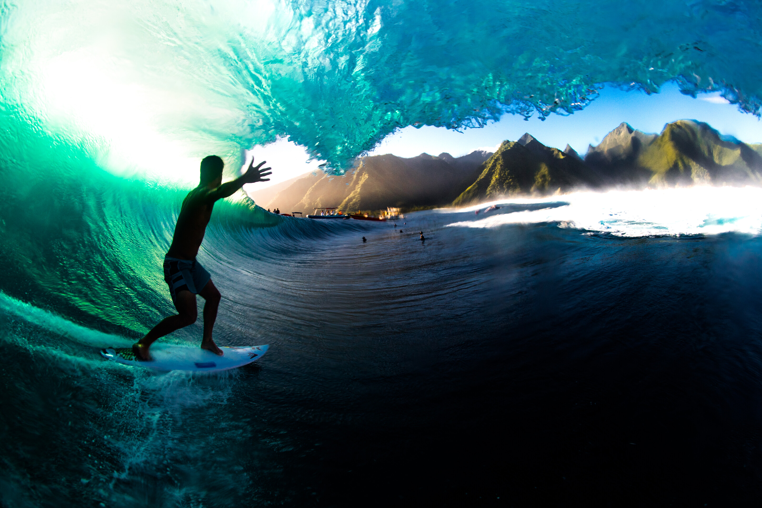 The Story Behind One Of The Best Ever Surf Shots