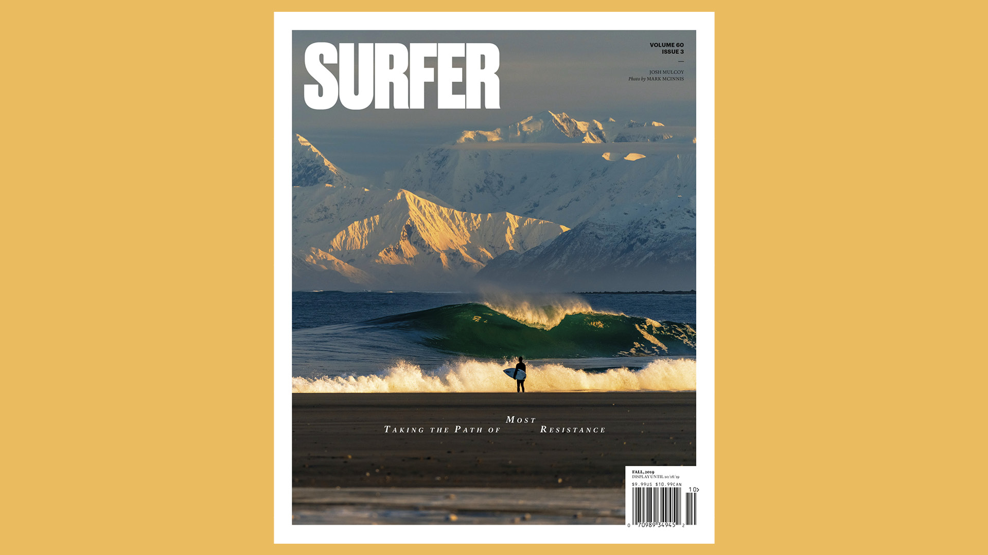 A Sneak Peek Inside SURFER's New Issue