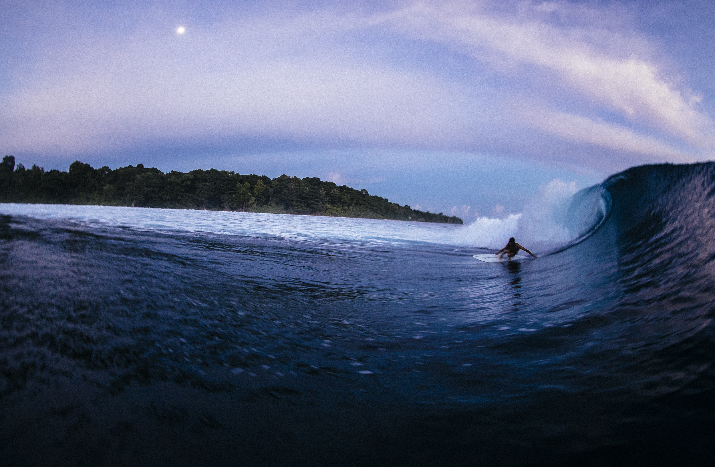 A Guide to Surfing at Night | SURFER Magazine