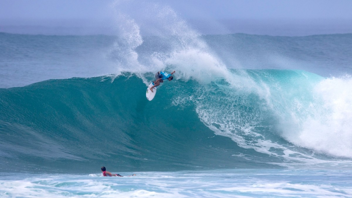 Excellence, Eliminations on Day 2 of Vans Pro