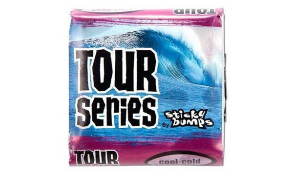STICKY BUMPS TOUR SERIES COLD WATER WAX