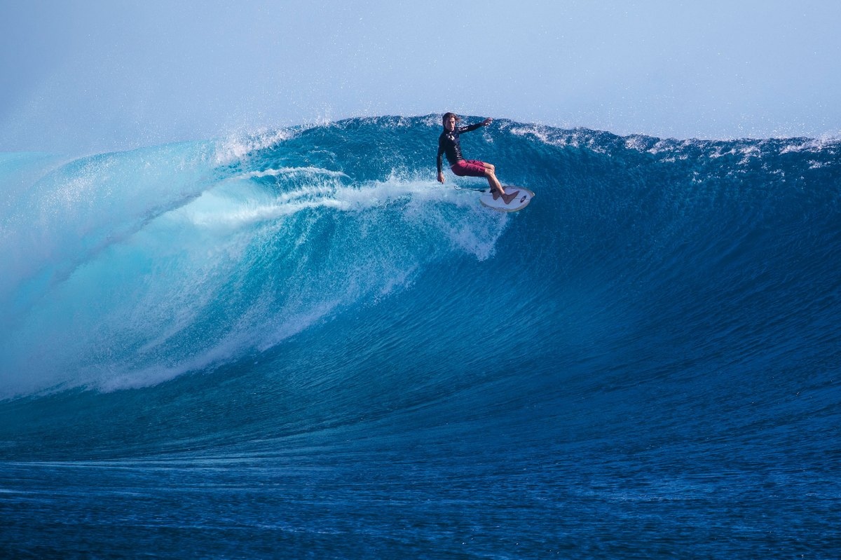 Another photo of Ryan Burch made our top-20 list because, well, look at him. He's as stylish as they come.