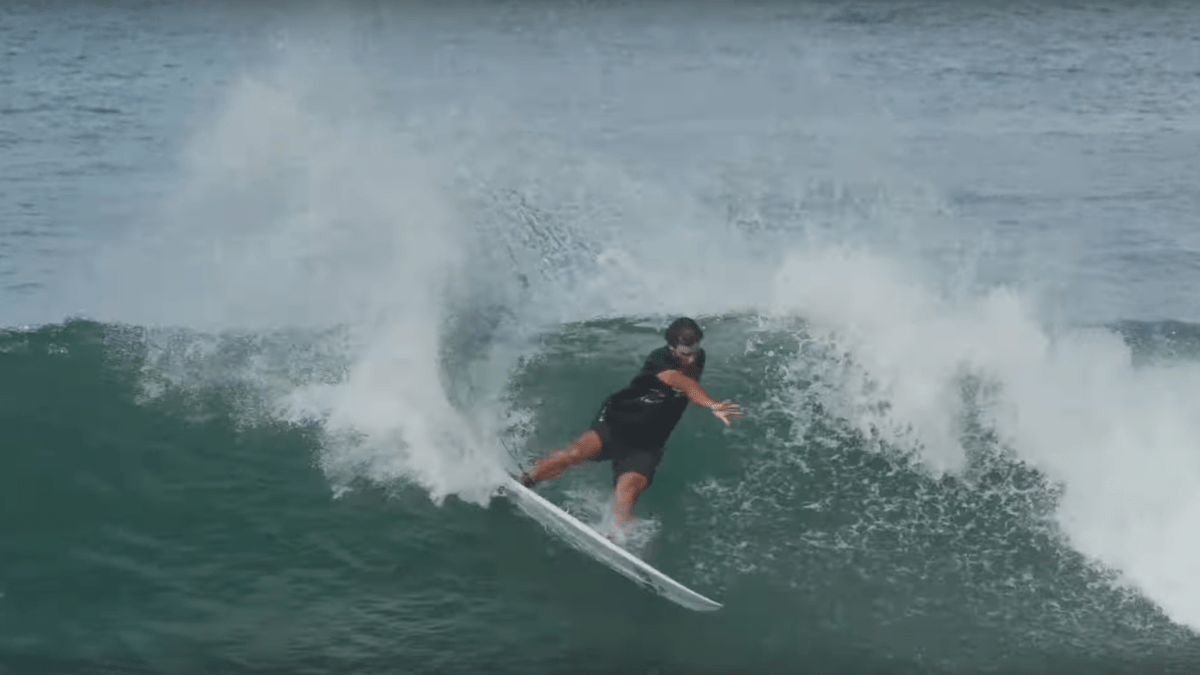 Tomas Hermes and Wife Ana Romanio Are A Formidable Surf Filmmaking Duo