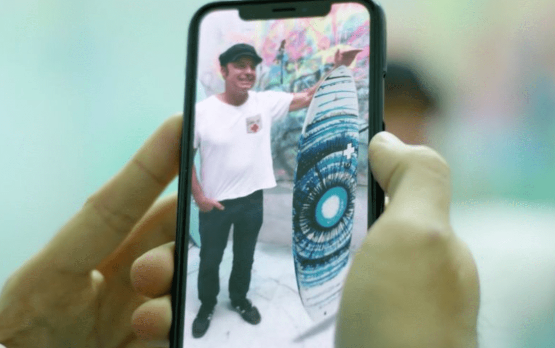 This Shaper Now Makes Boards in Augmented Reality