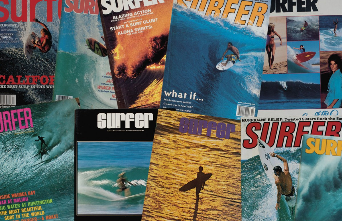 Hall of StrangeThe trippiest, funniest and most inexplicable moments in SURFER cover history