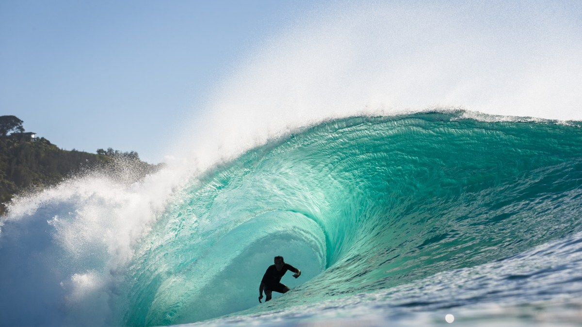 Last Week Was A Dream Run for North Shore Surfers