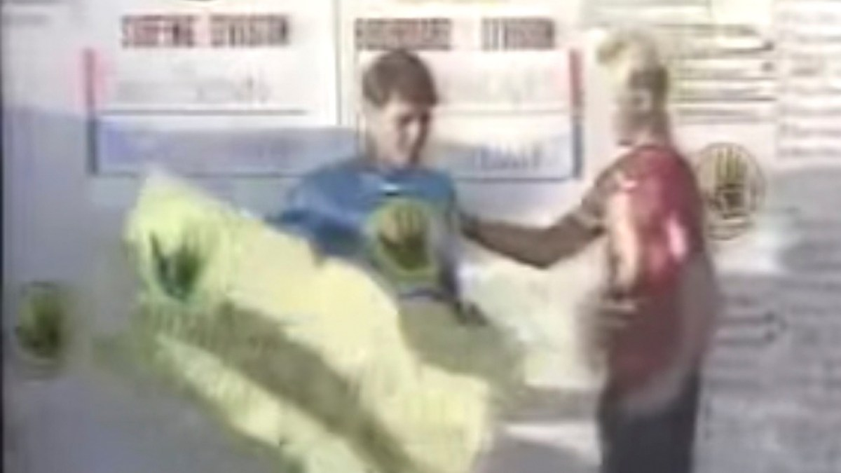 30 Years Later, Slater's First Big Competitive Win Is Wildly Entertaining