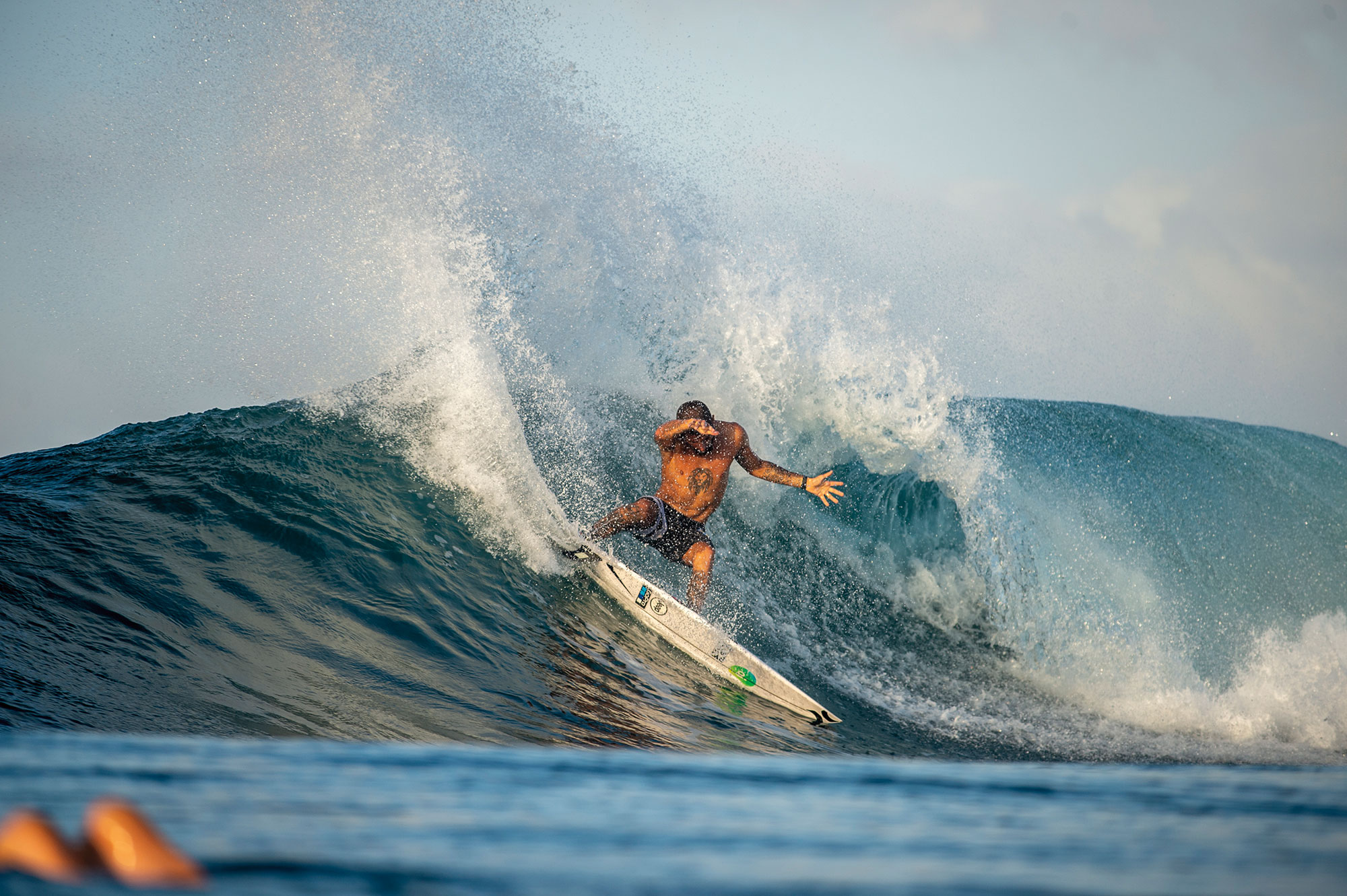"""Brazil's Filipe Toledo was once pegged by surf pundits as an """"air guy."""" Here's what he did with that critique"""