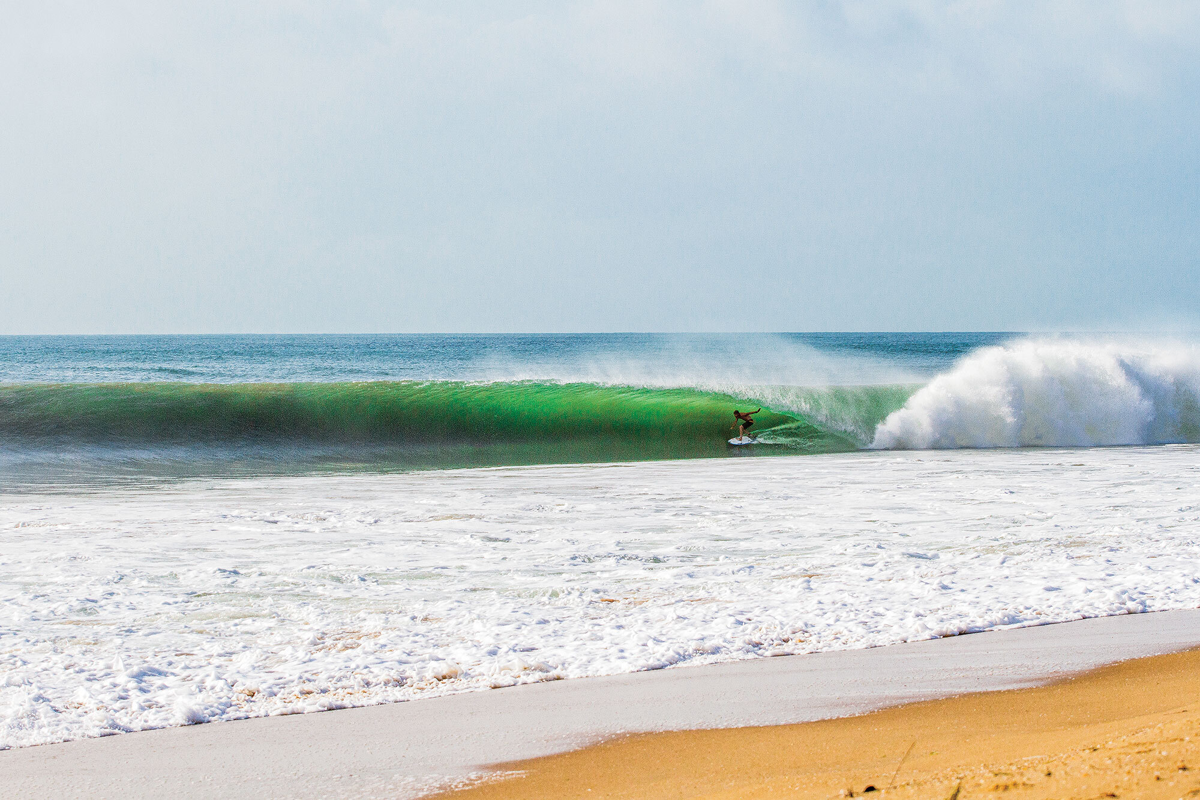 Mick's wave