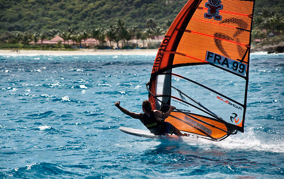 Antoine Questel: he knows Saint Barth well