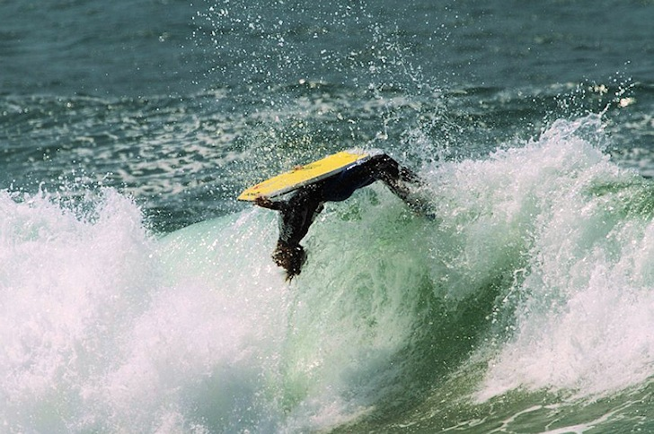 European Tour of Bodyboard: the Old Continent loves to show off