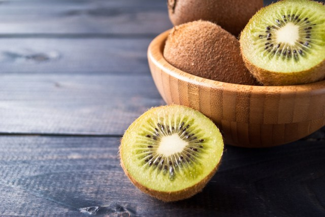 Kiwifruits: they help with digestion | Photo: Shutterstock