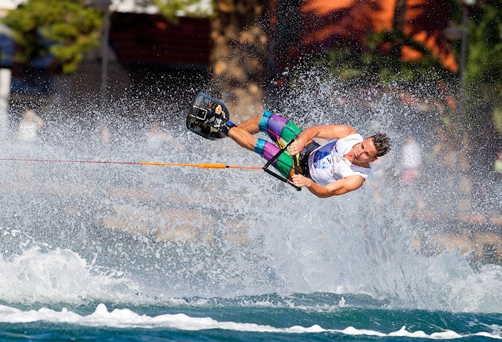 Mandurah World Cup: high speed flyer