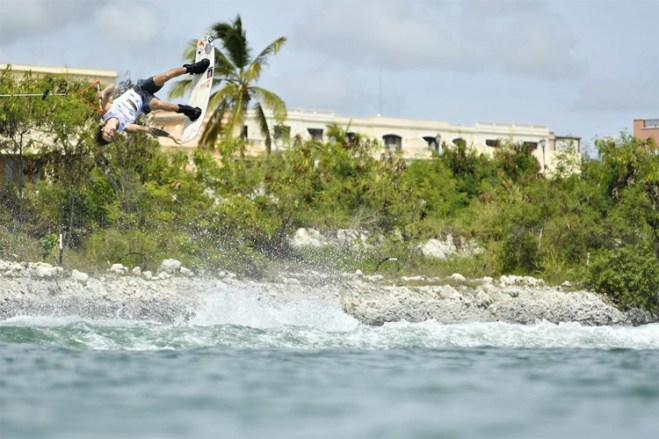 Massi Piffaretti: a tasty win in Punta Cana | Photo: WWA