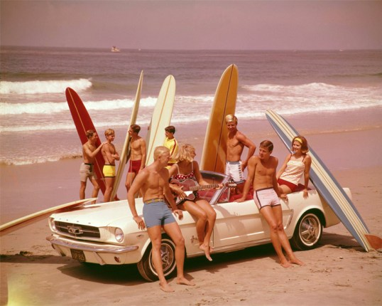 Image result for california car surf