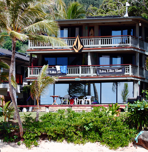 SurferToday: The best surf company beach houses in Hawaii - Jim Caldwell Redondo Beach