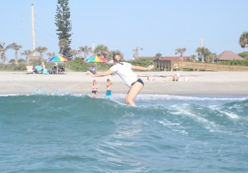 surf lessons in Melbourne Beach Fl
