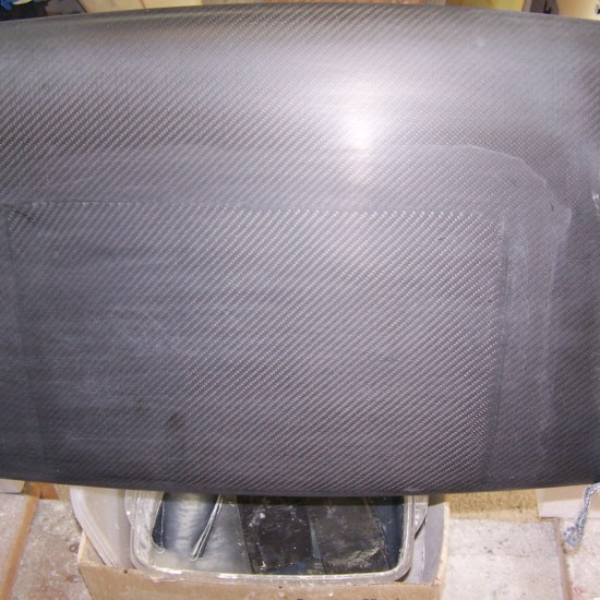 Aviso Carbon Fiber Repair by Surfguys