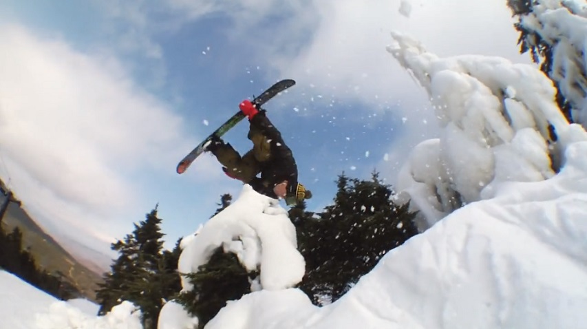 Video: Early season shredding at Killington With Mike Ravelson