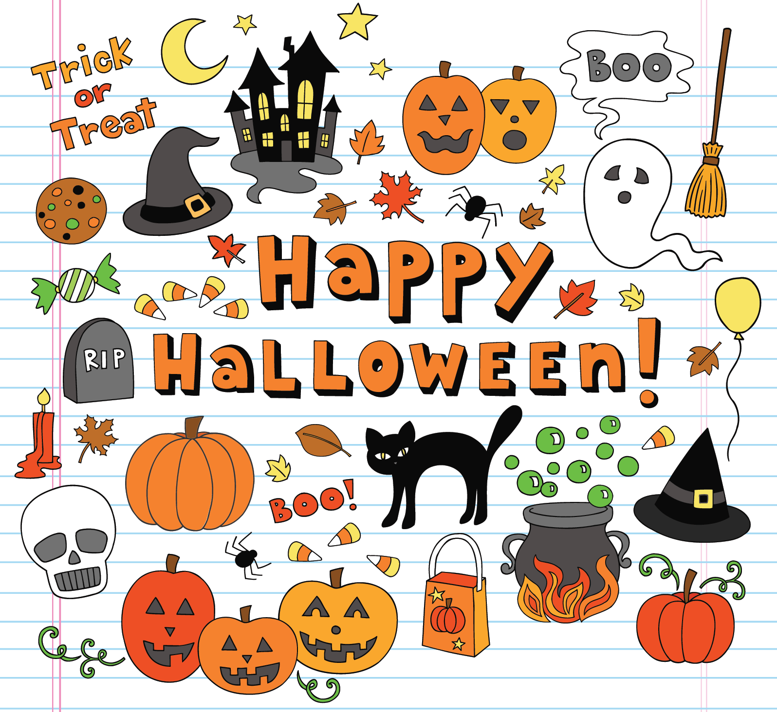 Halloween Writing Prompts Resources Surfnetkids