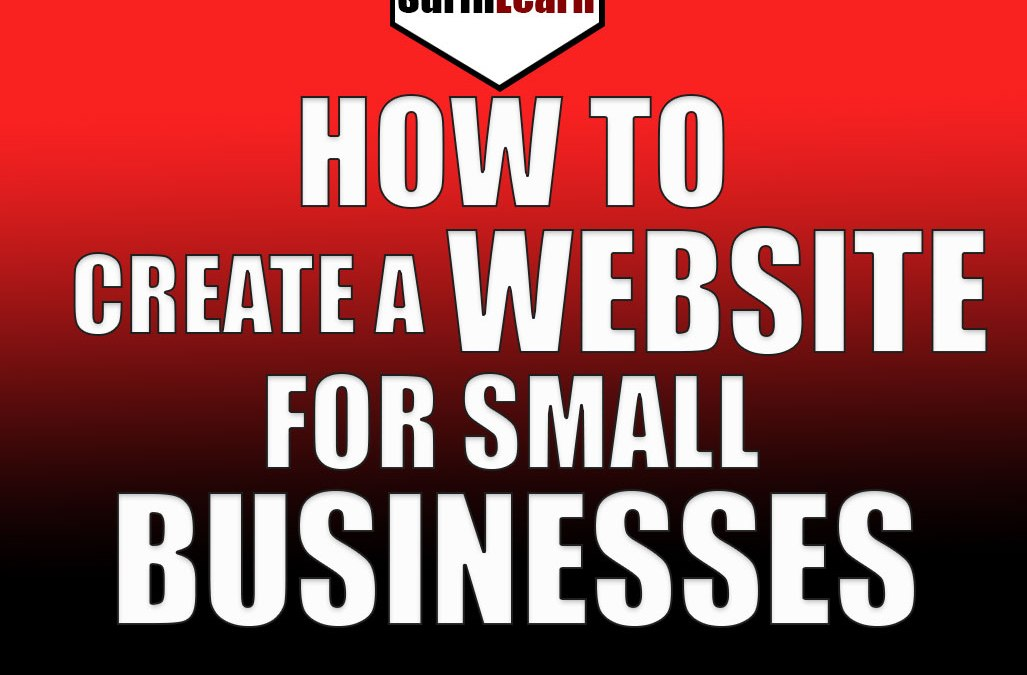 How to Create a Website for Small Businesses