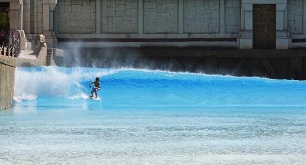 Siam Surf Park in Tenerife Spain