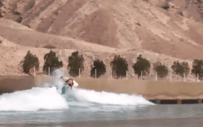 Jack Freestone Al Ain Wadi Adventure Wave Pool