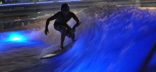 La Ola MoviStar Peru Wave Pool Travel Destination