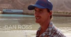 Sally Fitzgibbons Wadi Adventure Wave Pool Project Poolside | Coach Dan Ross