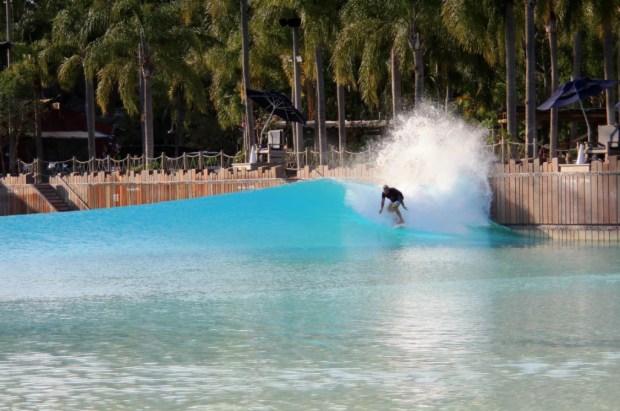 Typhoon Lagoon Surfing Lessons