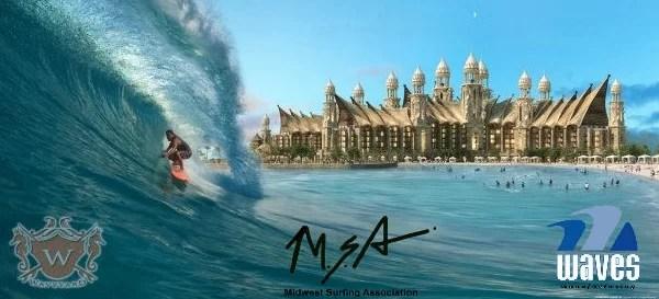 MSA & Waves Manufacturing | Wave Pools & Surf Parks