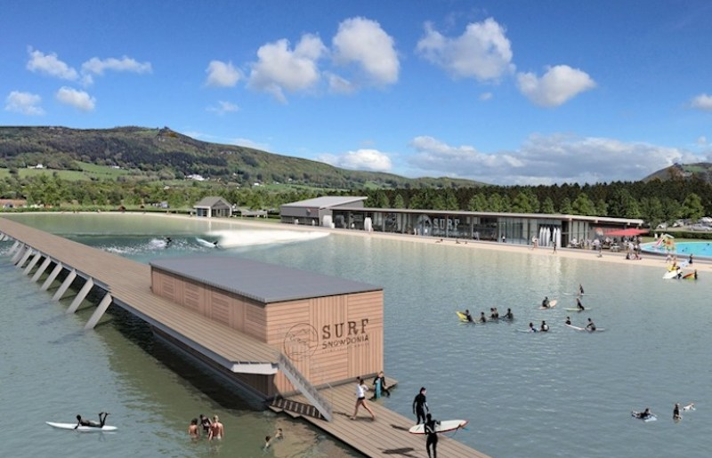 Surf Snowdonia Project Update | Surf Park Central