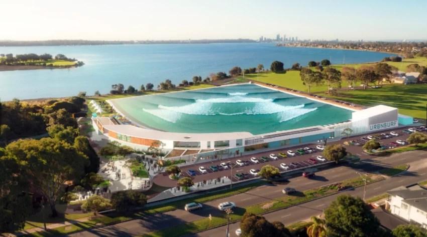 URBNSURF Perth Melville | Surf Park Central