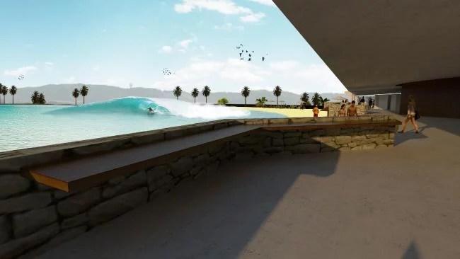 Tunnel Vision Wave Park