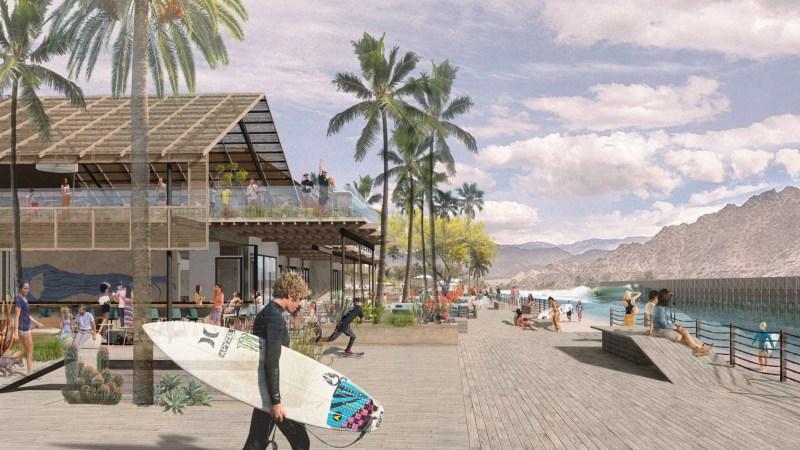 Coral Mountain Resort Render