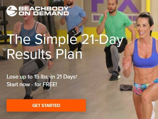 21 Day Fix Plan - Get Started