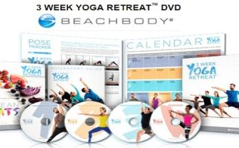 3 Week Yoga Retreat from Beachbody Fitness