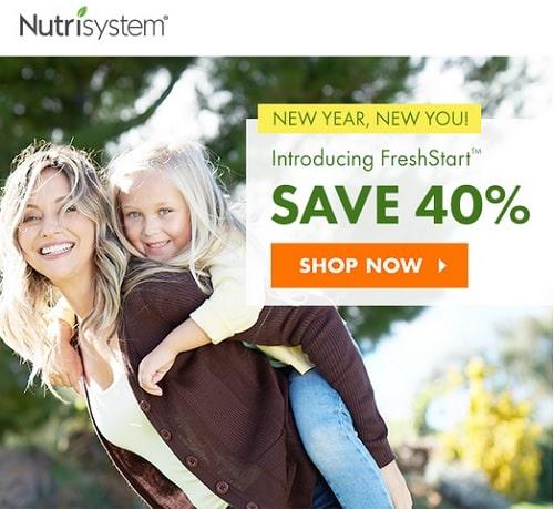 Nutrisystem Fresh Start