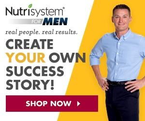 Nutrisystem FreshStart for Men Diet Designed Just For Men